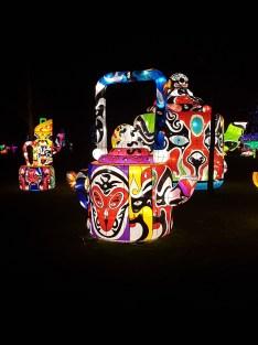 Magical Lantern teapots