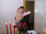 Me and Gino the hug