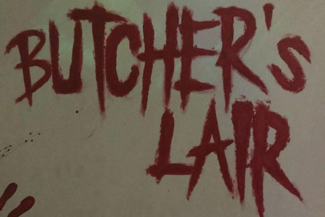 Breakin Escape Room Butcher's Lair
