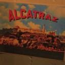 Alcotraz postcard