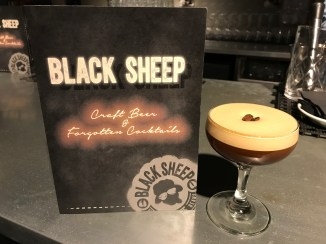 Black Sheep Coffee Espresso Martini