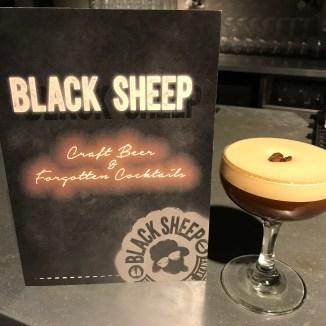 Black Sheep Coffee Espresso Martini