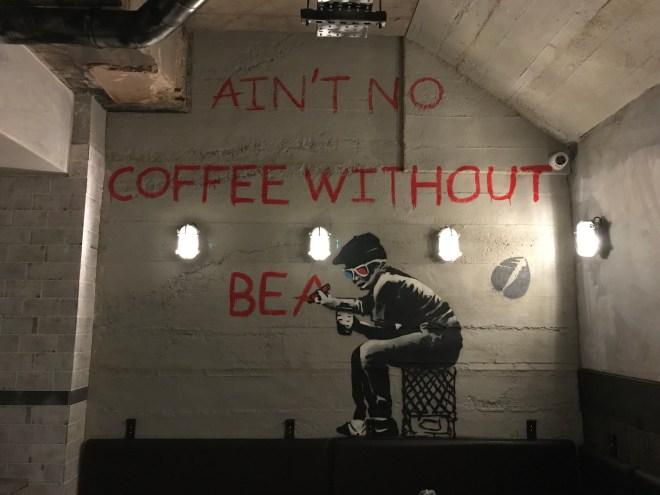 Black Sheep Coffee statement