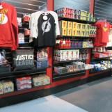 DC Exhibition merchandise