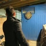 Umbrella Brewing darts Dave