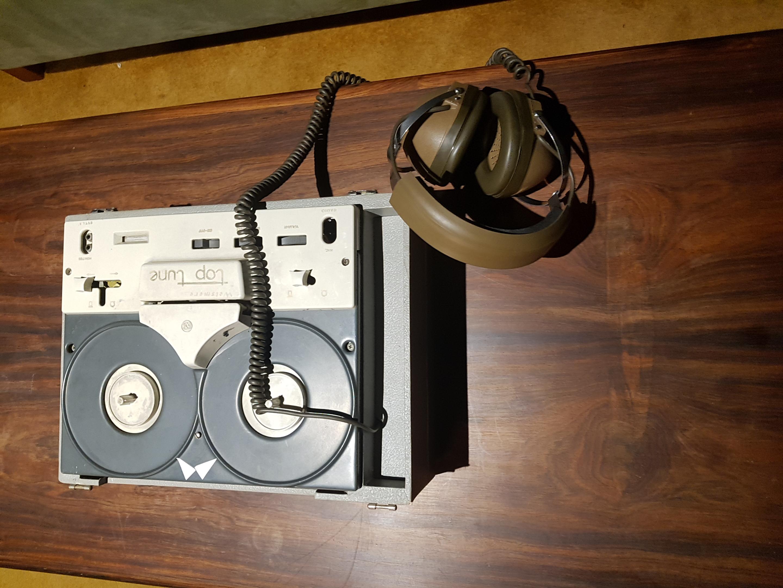 A Door In A Wall: Dead Drop headphones
