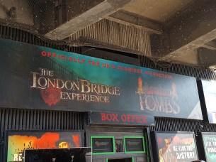 London Tombs