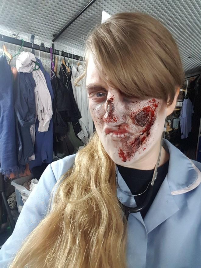 London Tombs - Joanne zombie