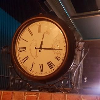 Murder Express clock