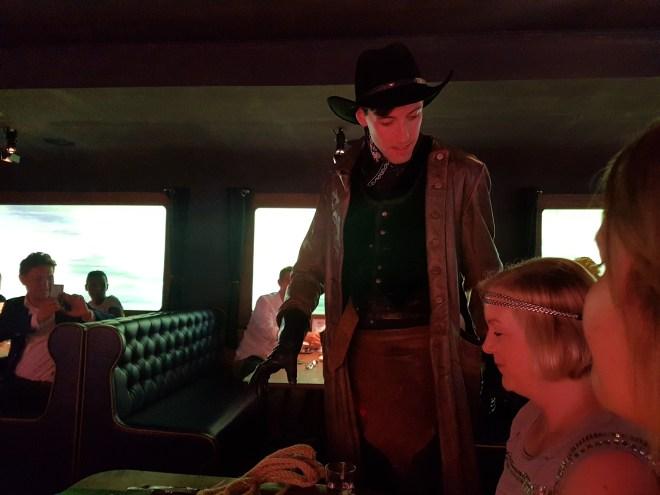 Murder Express cowboy