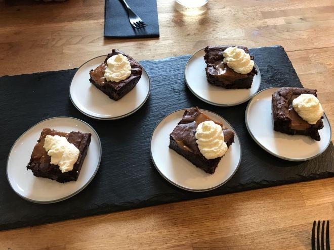 Weber dessert
