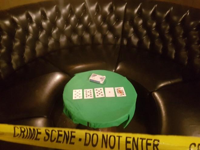 A Door in a Wall : A Dead Man's Hand poker