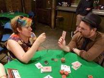 A Door in a Wall : A Dead Man's Hand Bianca poker