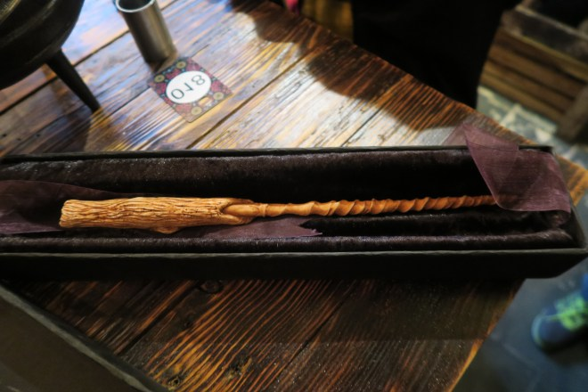 The Cauldron wand