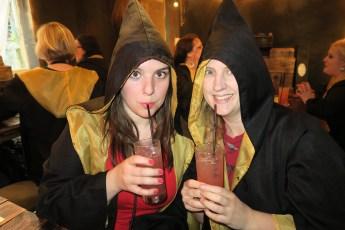 The Cauldron Regina and me