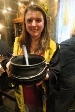 The Cauldron Regina and cauldron