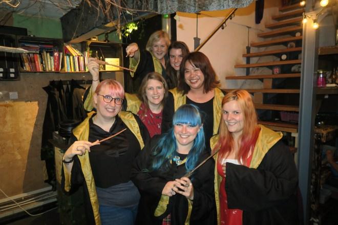 The Cauldron us