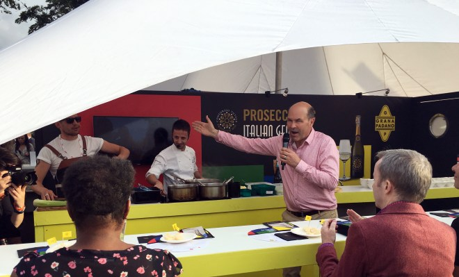 Taste of London 2018 masterclass
