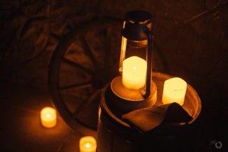 Komnata Saint Angelos Castle - Candles
