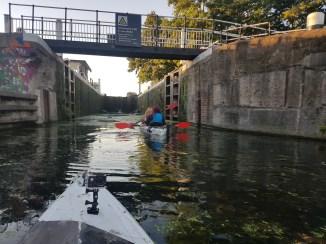 Secret Adventures kayak