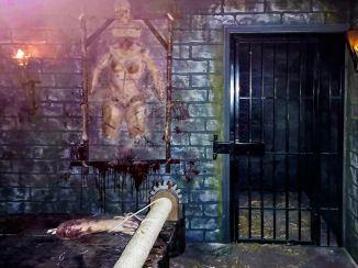 London Escaped Prisoner Torture