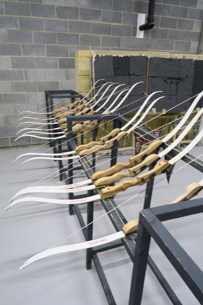 ArcheryFit bows