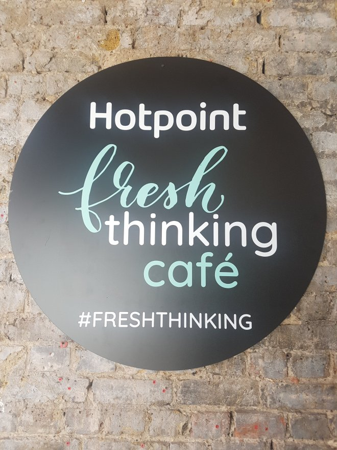 Hotpoint fresh thinking cafe