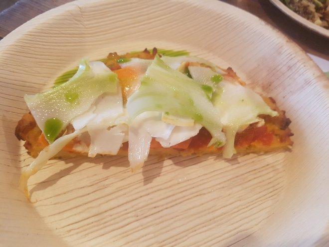 Hotpoint fresh thinking cafe pizza