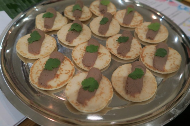 Pepes Kitchen canapes