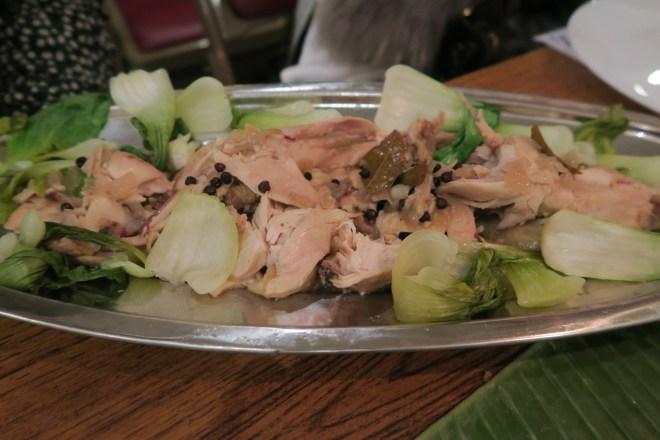 Pepes Kitchen chicken