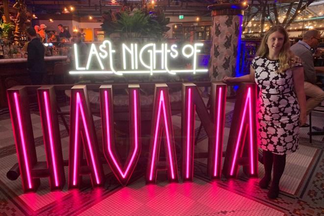 Last Nights of Havana