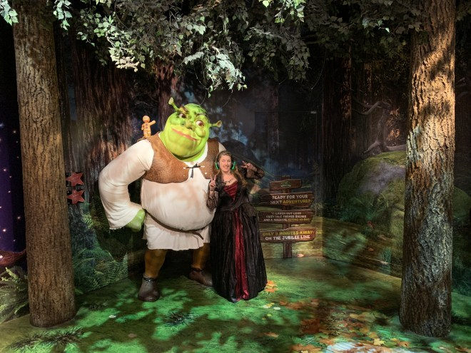 Madame Tussauds Shrek