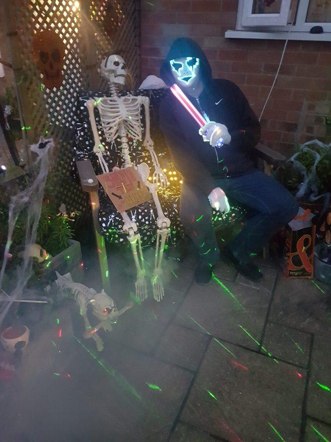 Halloween 2018 Jason