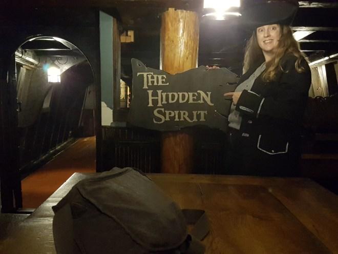The Hidden Spirit me