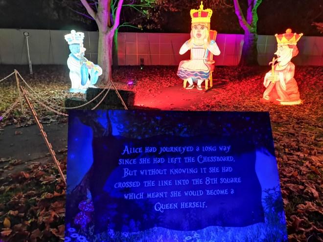 Alice in Winterland - Queen Alice