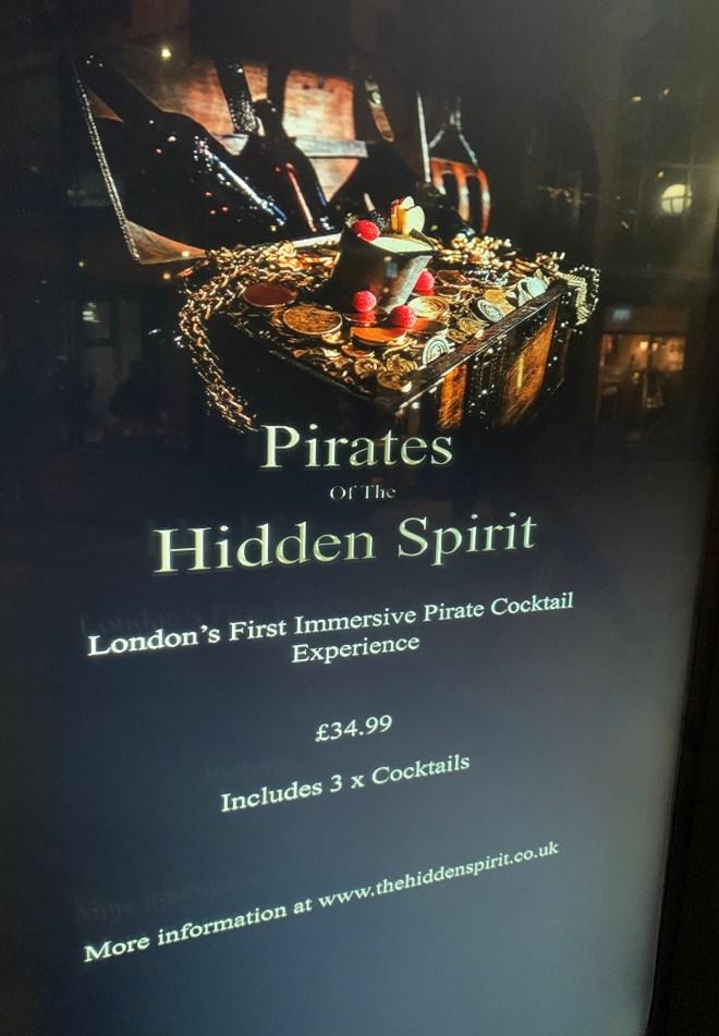The Hidden Spirit poster