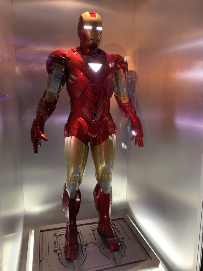 Avengers Station Iron Man