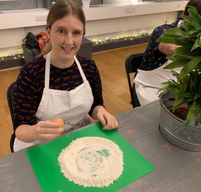 Pasta n Play flour