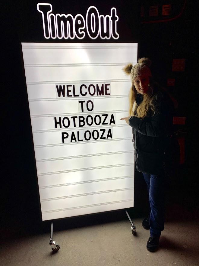 TimeOut Hotboozapalooza me
