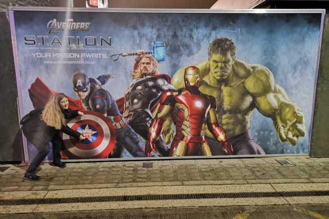 Avengers S.T.A.T.I.O.N.