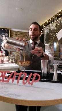Baileys Treat Bar masterclass mixologist
