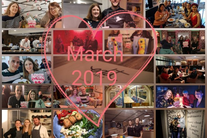 March 2019 look back