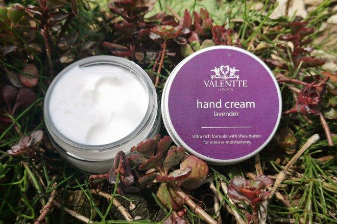 Valentte hand cream