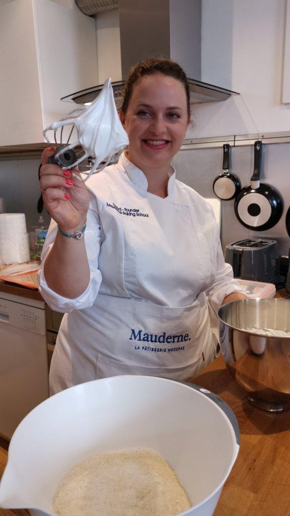 Mauderne Baking Class Maud