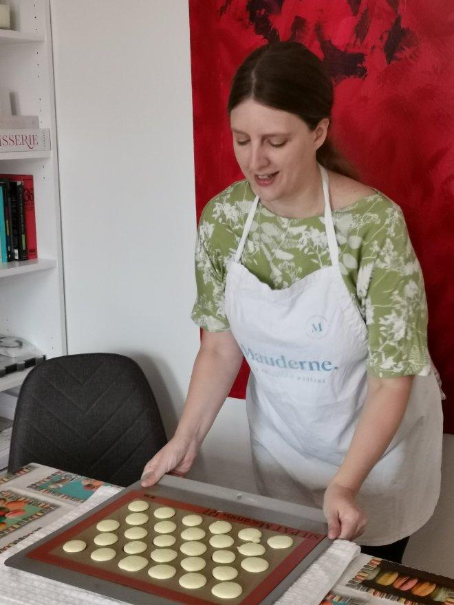 Mauderne Baking Class me