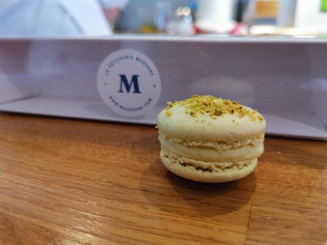 Mauderne Baking Class macaron