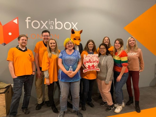 Fox in a Box us