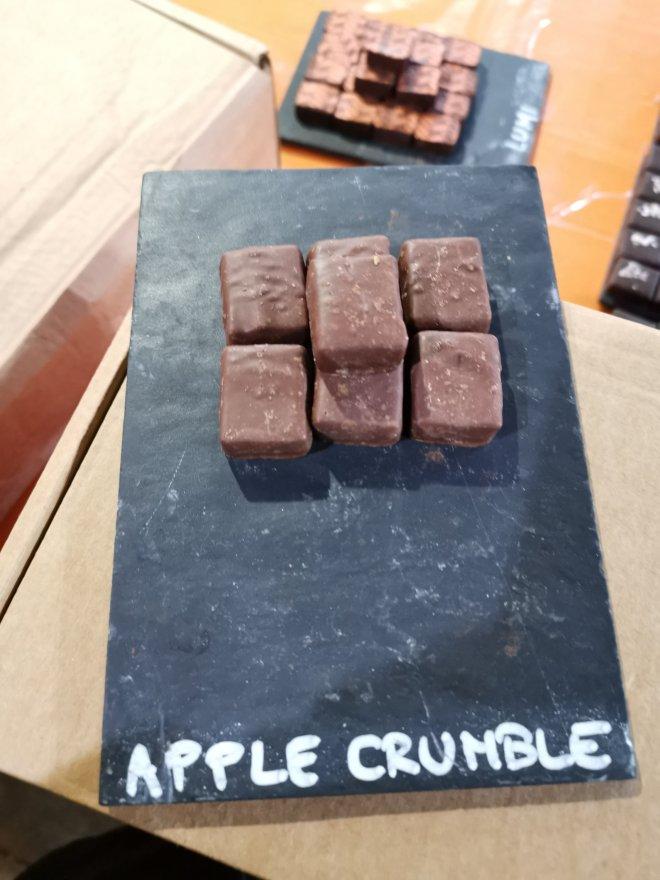 Mimo Borough Market chocolate