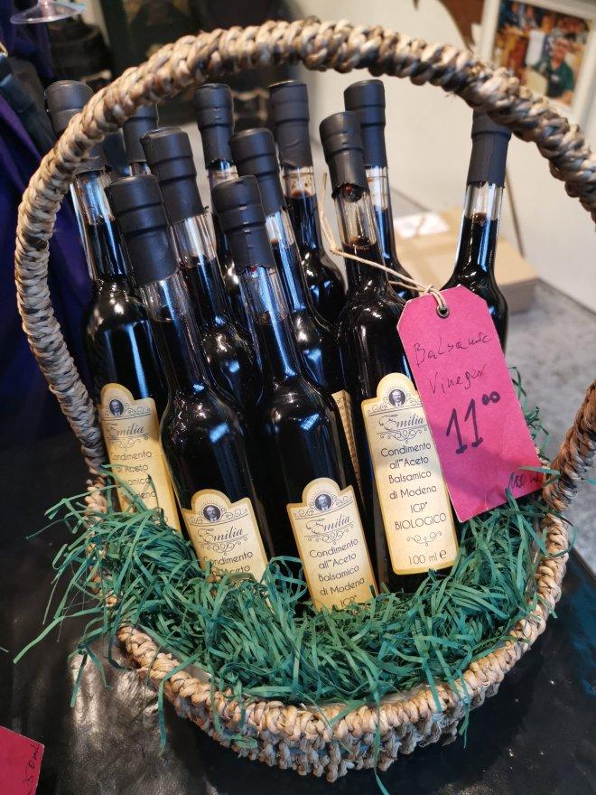 Mimo Borough Market balsamic vinegar