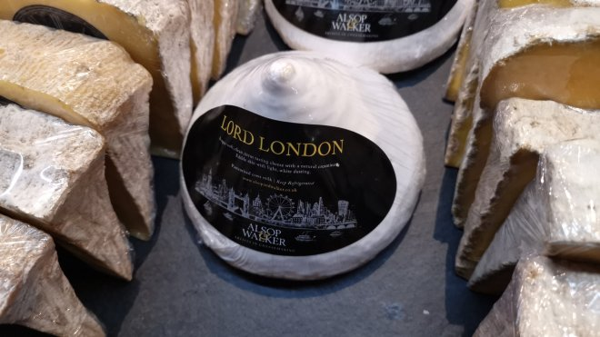 Mimo Borough Market cheese Lord London